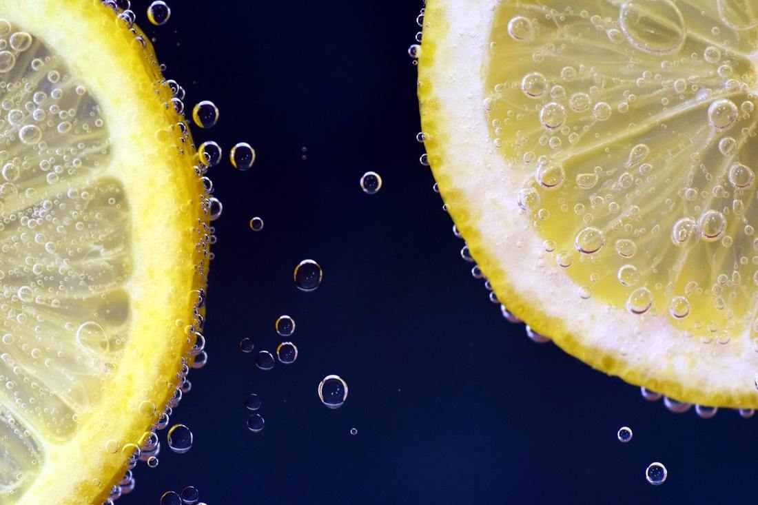 Use lemon juice to remove stains
